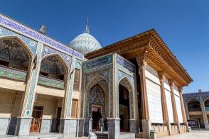 Shiraz - Shah Cheragh Mausoleum