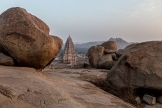Boulders and Temples