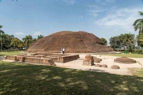 Ramabhar Stupa, Kushinagar