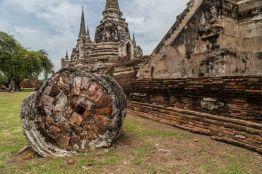 Ayutthaya - Wat Phra Si Samphet