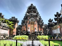 Bali; Ubud Temple