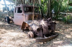 Old WW2 Chevrolet Truck